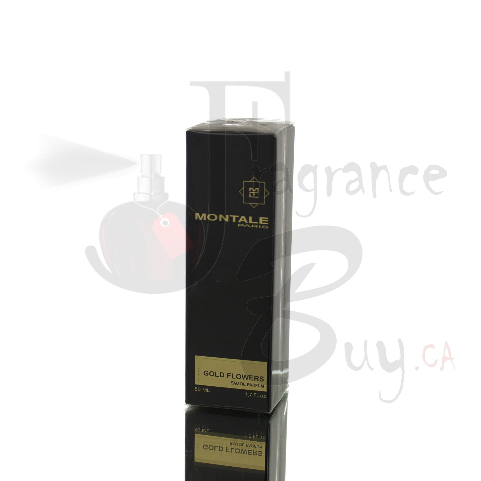 Montale Gold Flowers For Man