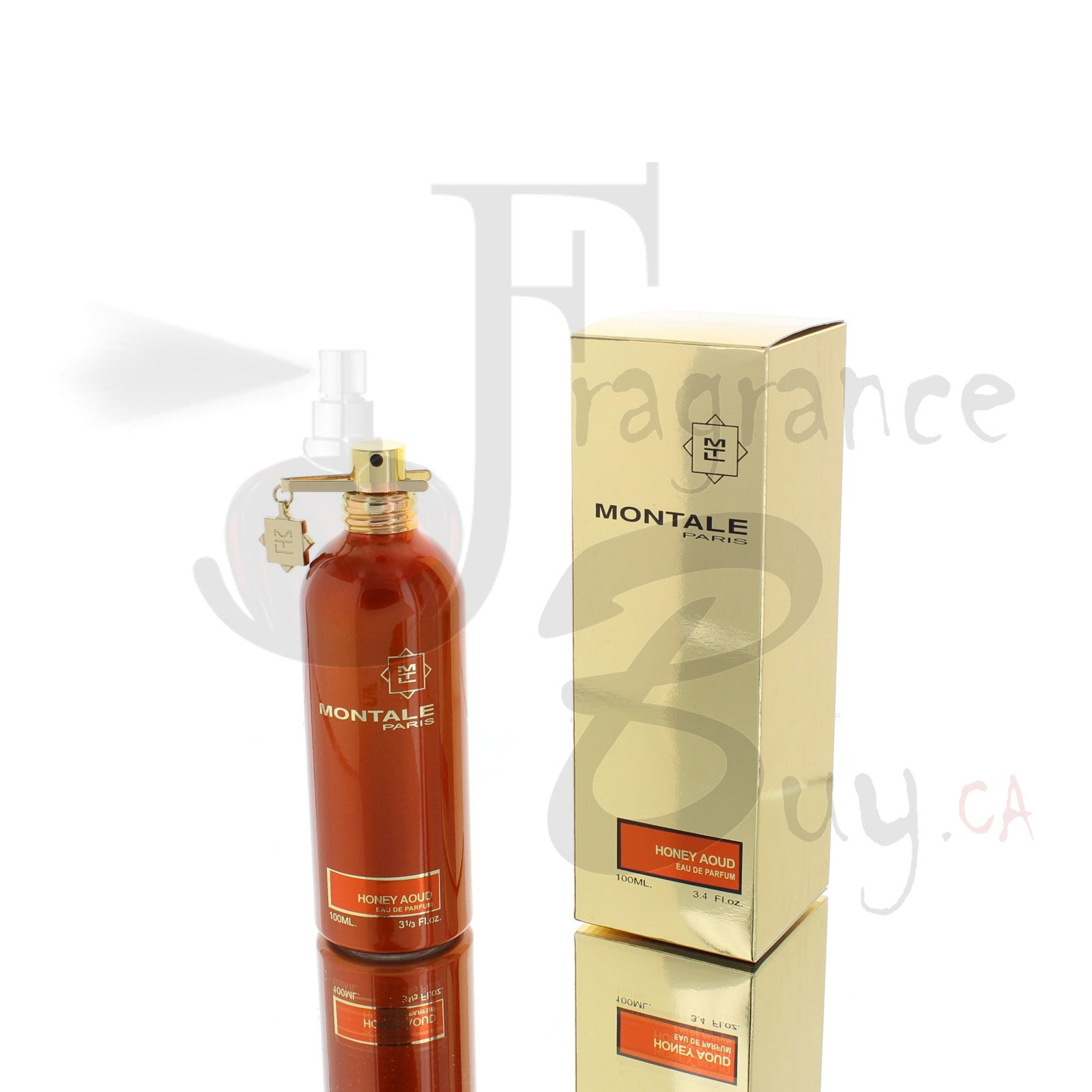 Montale Honey Aoud For Man/Woman