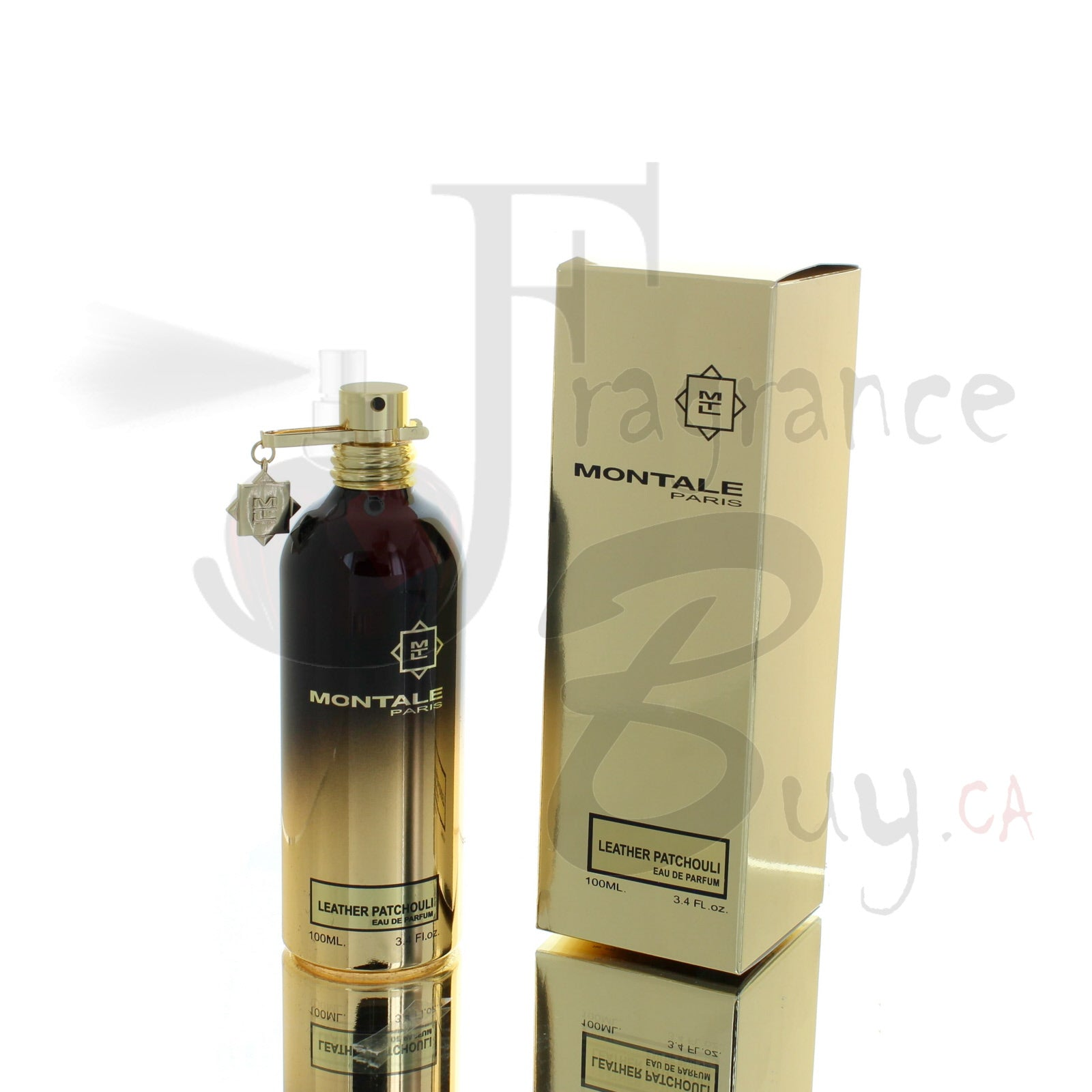 Montale Leather Patchouli For Man/Woman