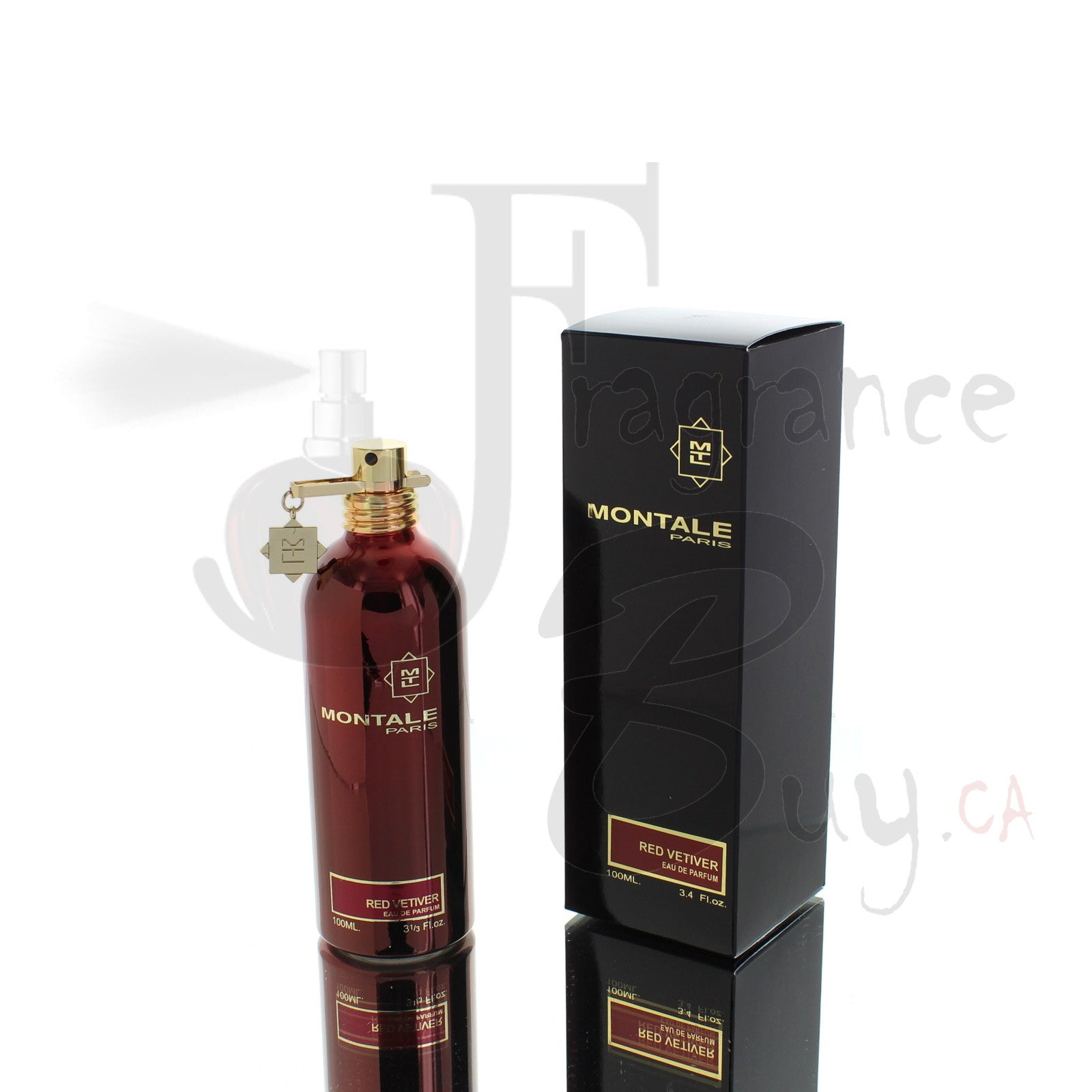 Montale Red Vetiver For Man