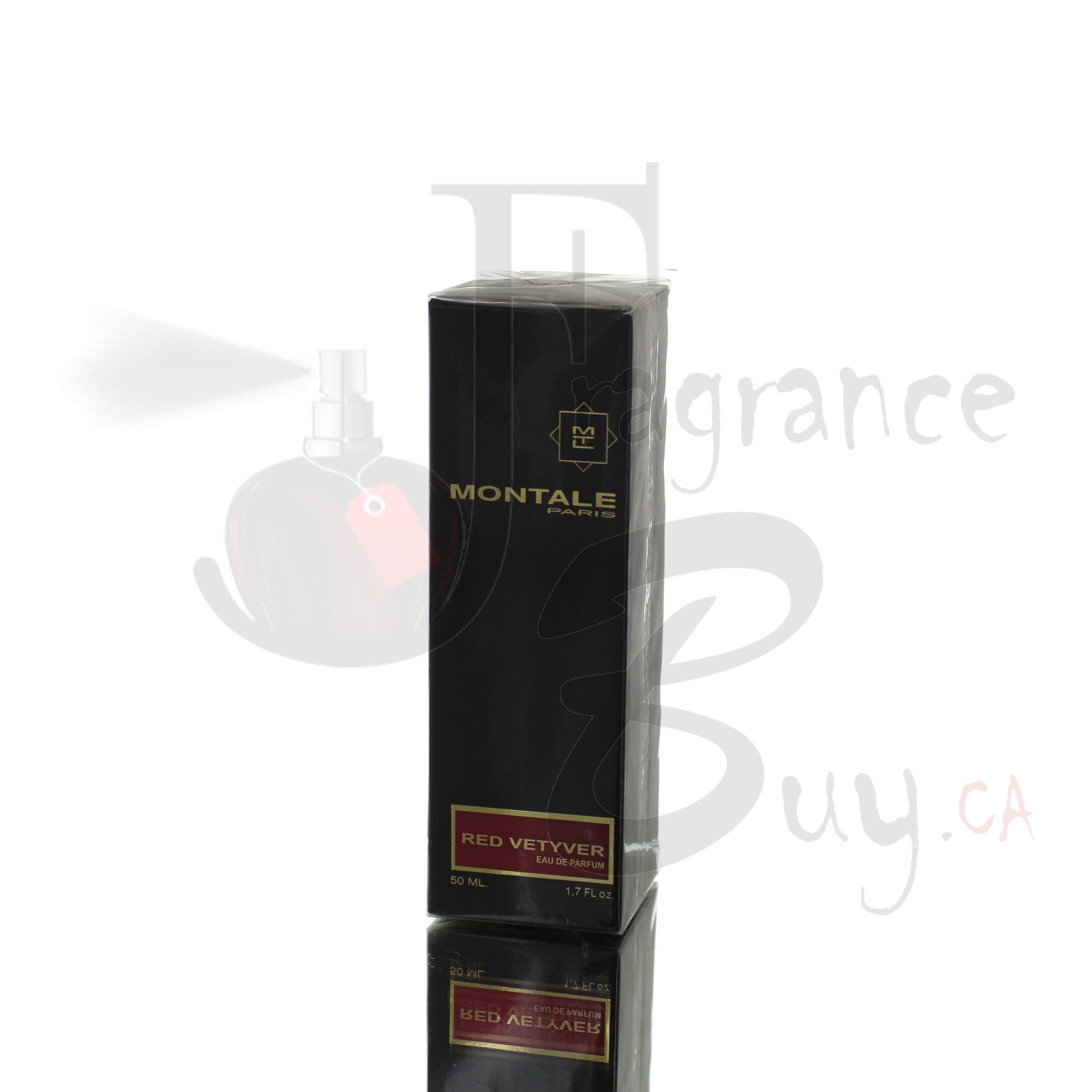 Montale Red Vetyver For Man