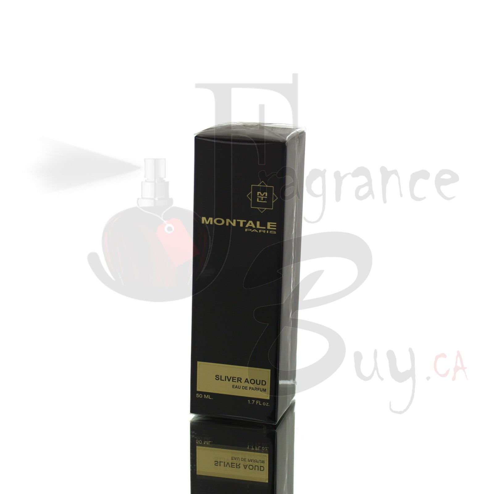 "Montale ""Sliver"" Aoud For Man/Woman"