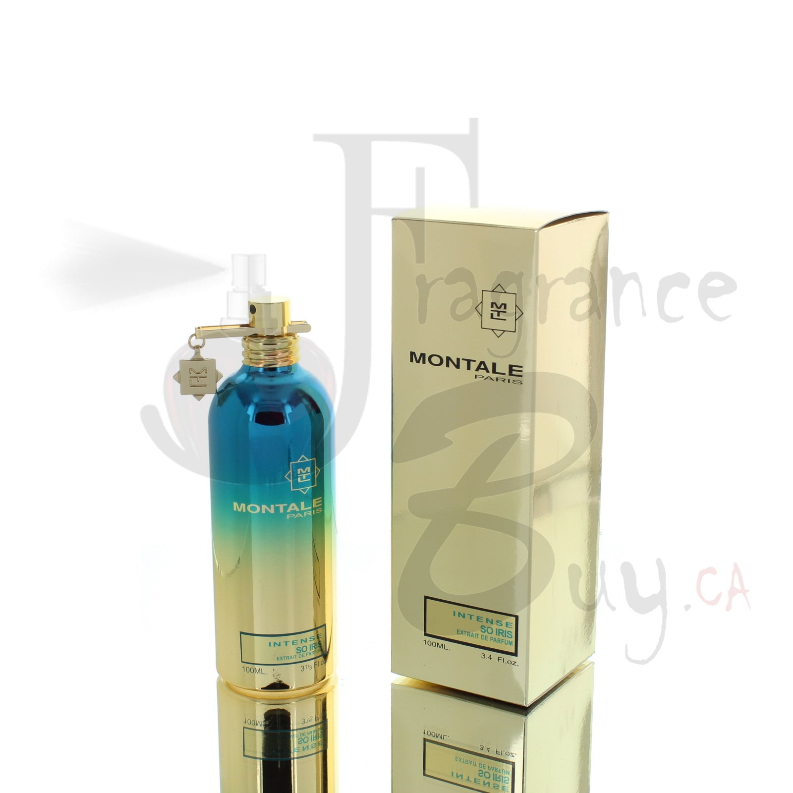 Montale So Iris Intense For Man/Woman