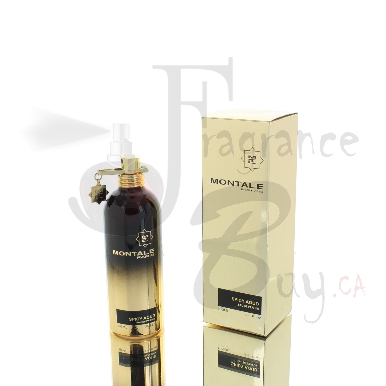 Montale Spicy Aoud For Man/Woman