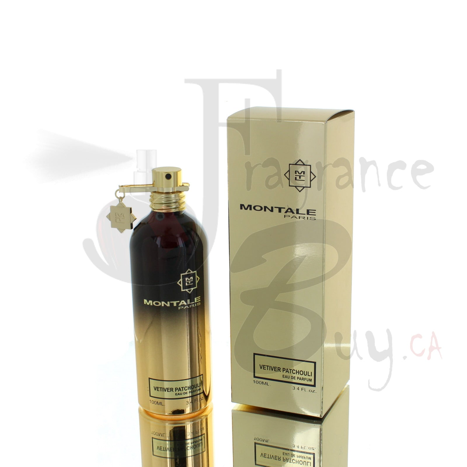 Montale Vetiver Patchouli For Man/Woman