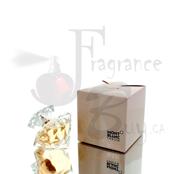 Lady Emblem by Mont Blanc For Woman
