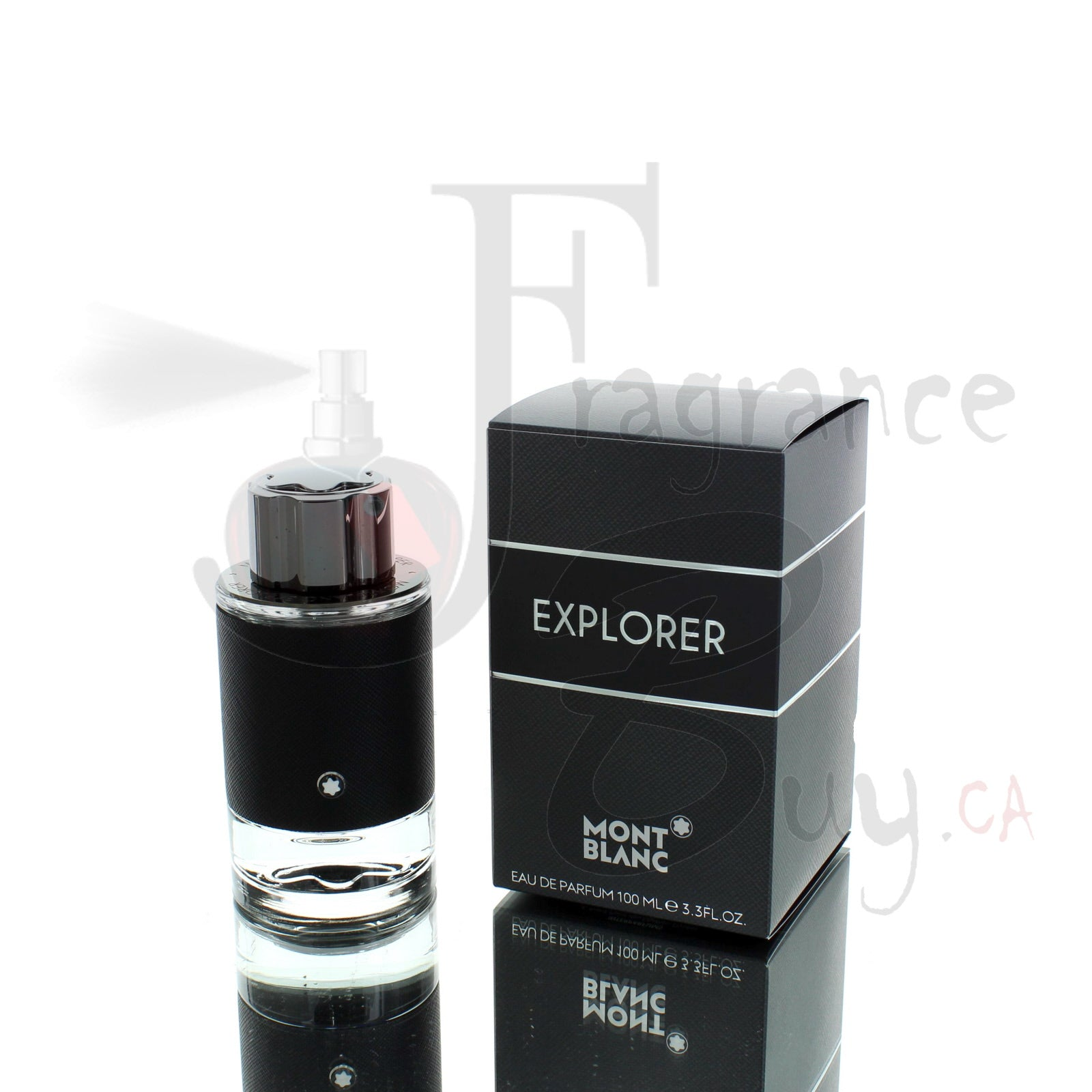 Mont Blanc Explorer For Man
