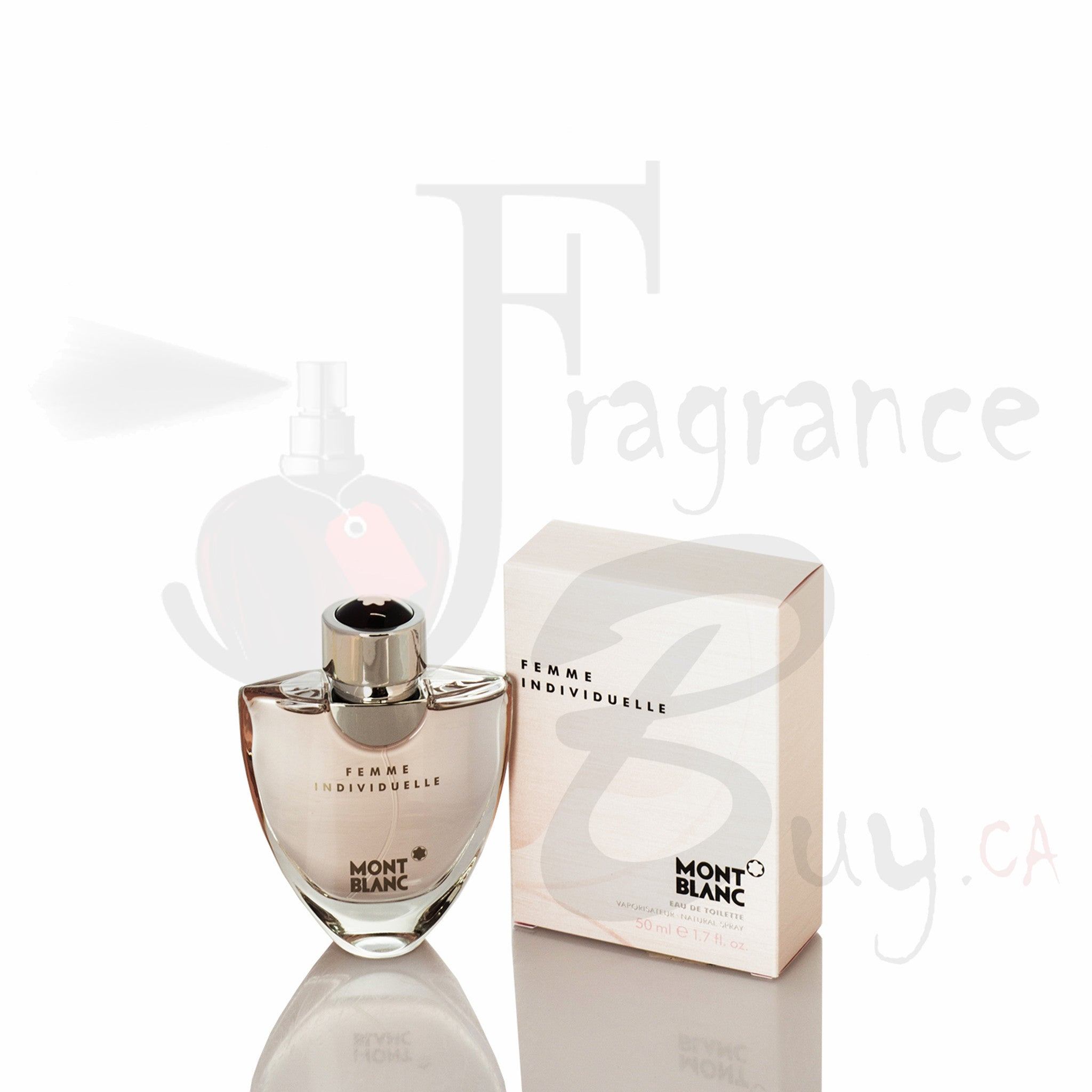 Mont Blanc Individuelle For Woman