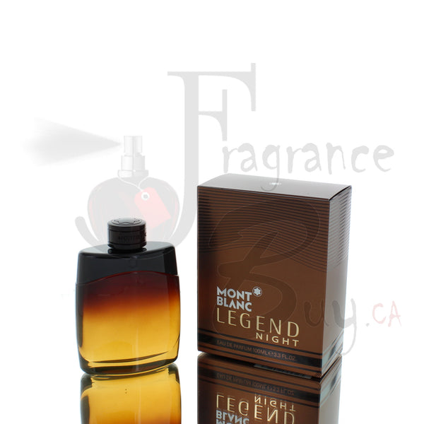 Mont Blanc Legend Night For Man