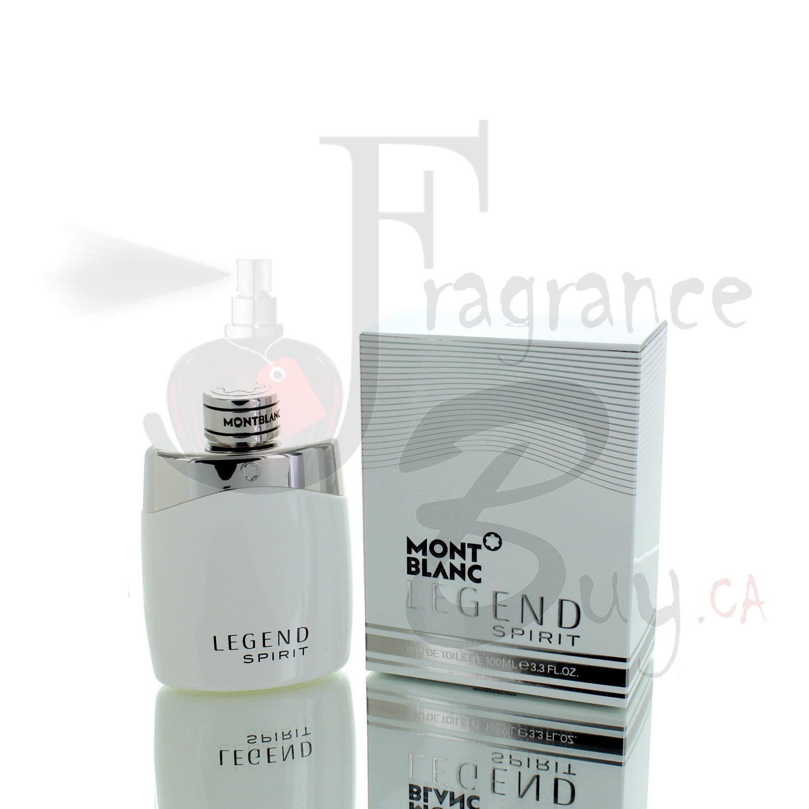 Mont Blanc Legend Spirit For Man