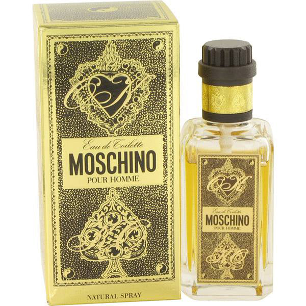 Moschino Pour Homme Gold (Vintage) For Man
