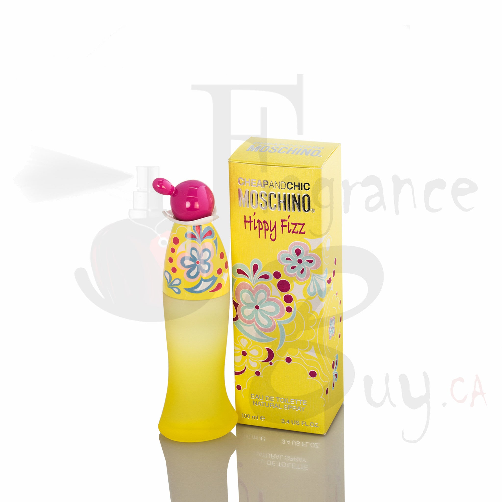 Moschino Hippi Fizz For Woman