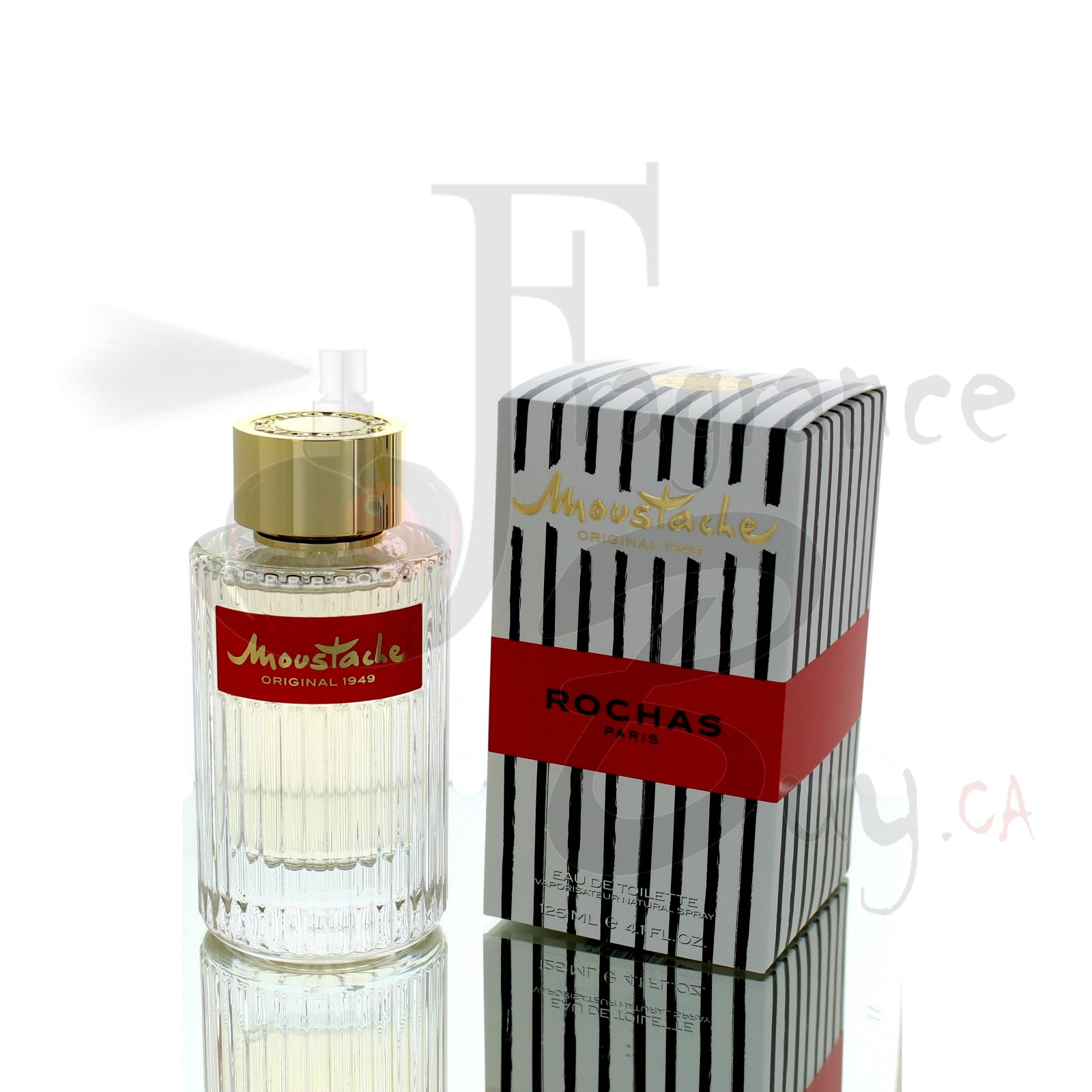 Rochas Moustache Eau de Toilette (EDT Edition) For Man