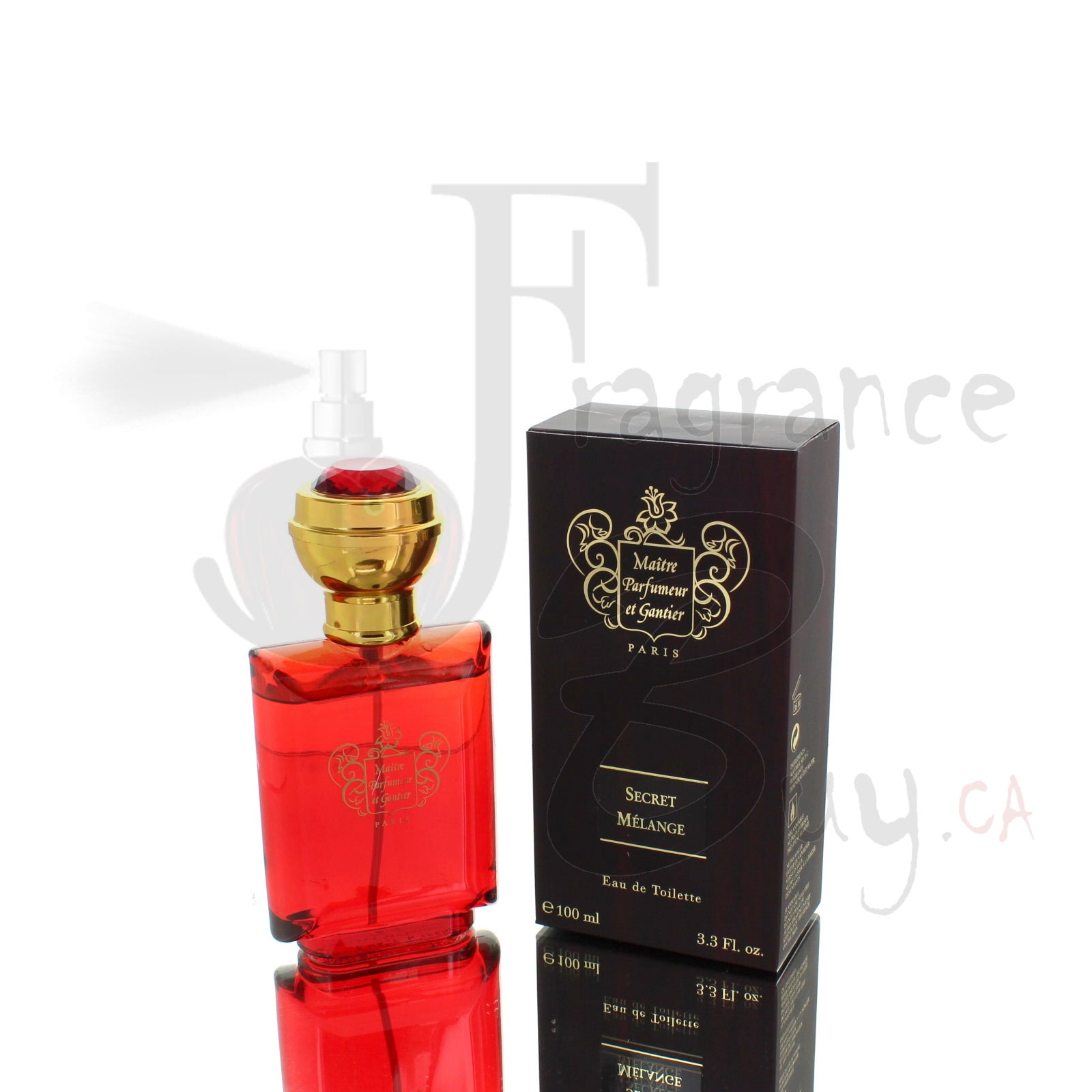Maitre Parfumeur et Gantier M Secret Melange For Man