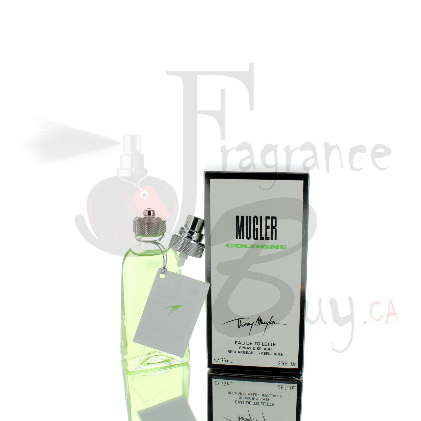 Mugler Cologne For Man