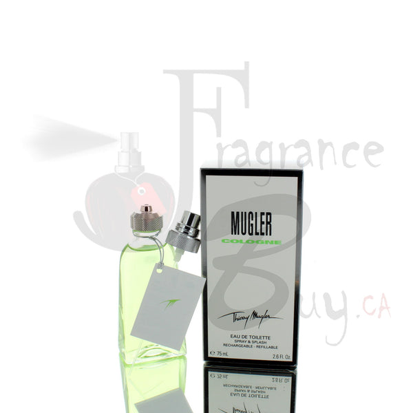 Mugler Cologne by Thierry Mugler For Man