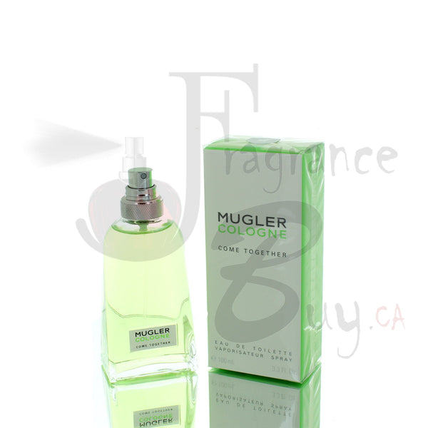 Mugler Cologne Come Together For Man/Woman
