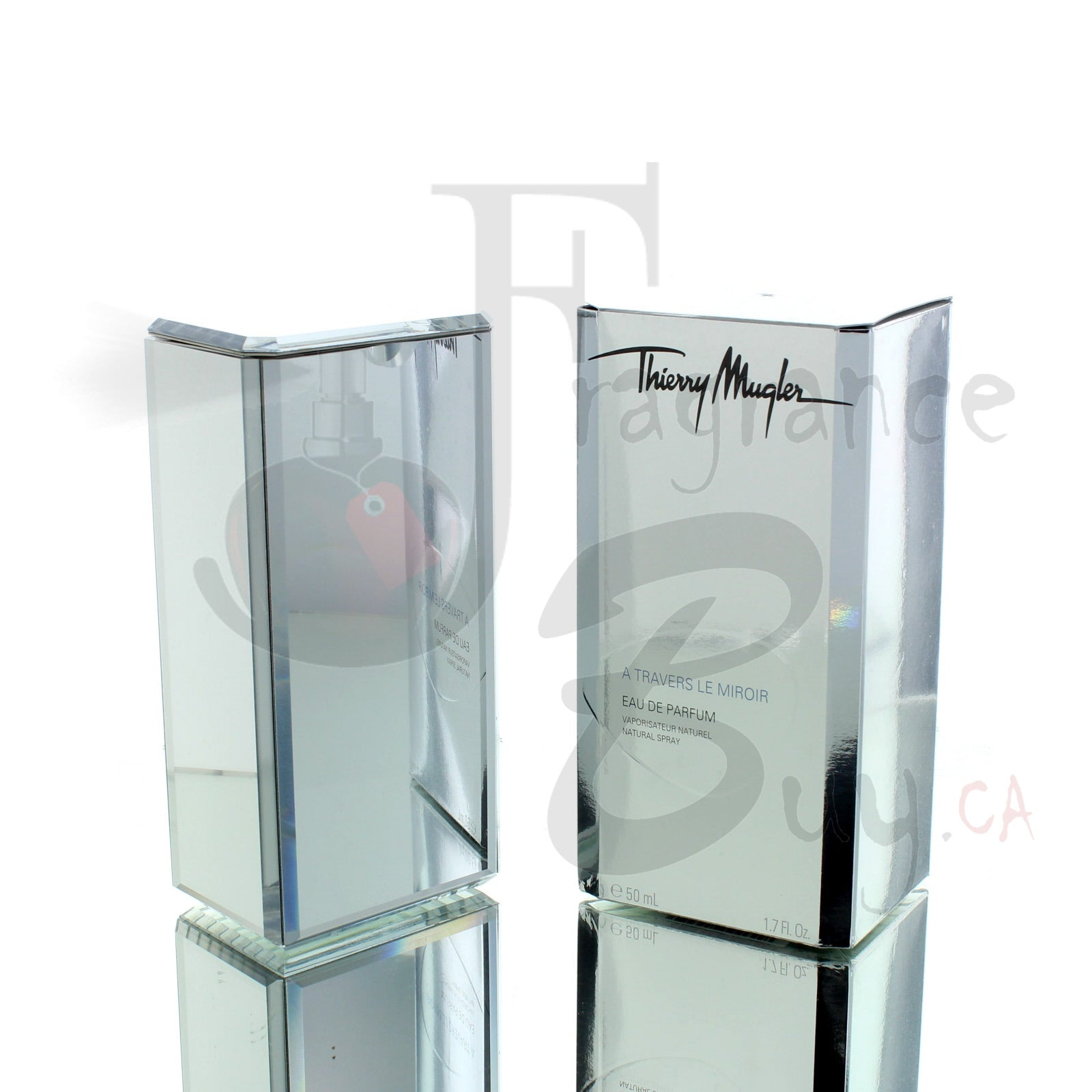 Thierry Mugler A Travers le Miroir For Woman