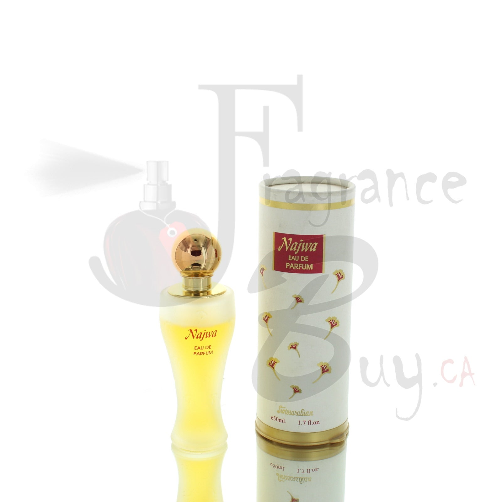 Najwa Vintage Fragrance For Woman