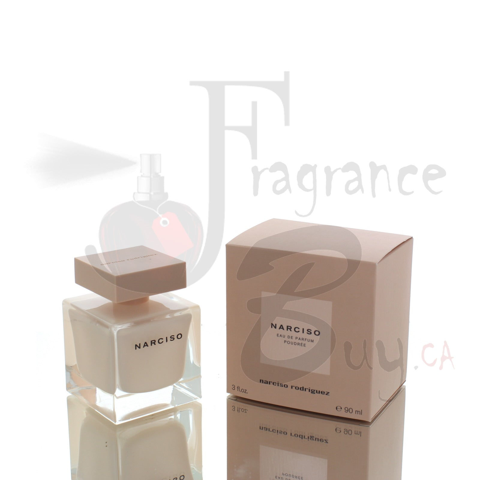 Narciso Eau De Parfum Poudree For Woman