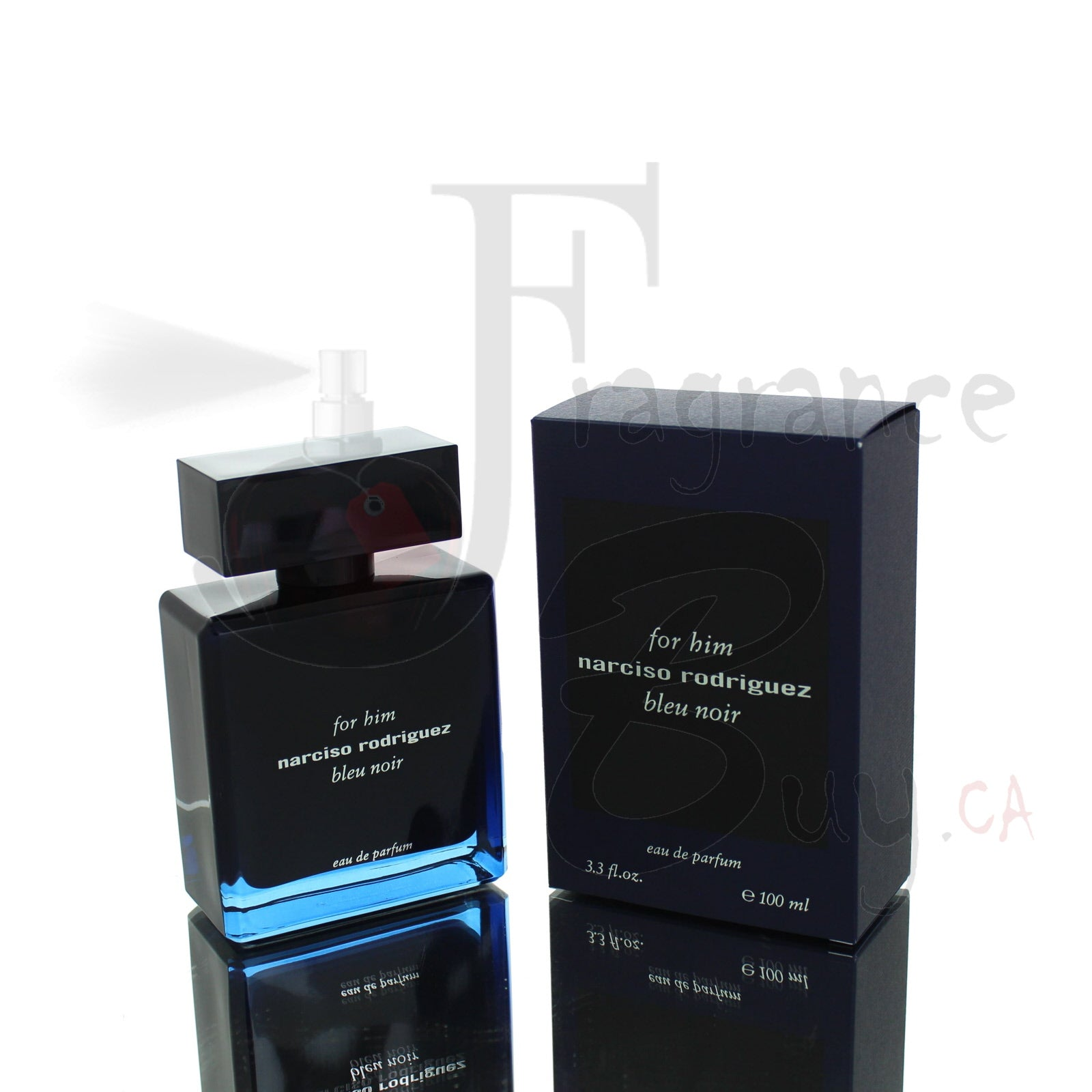 Narciso Rodriguez Bleu Noir EDP Edition For Man