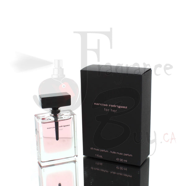 Narciso Rodriguez Musc Collection OIL For Woman