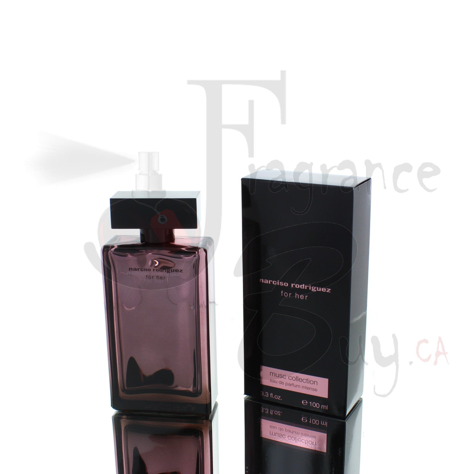 "Musc Collection ""Parfum Intense"" by Narcisco Rodriguez For Woman"