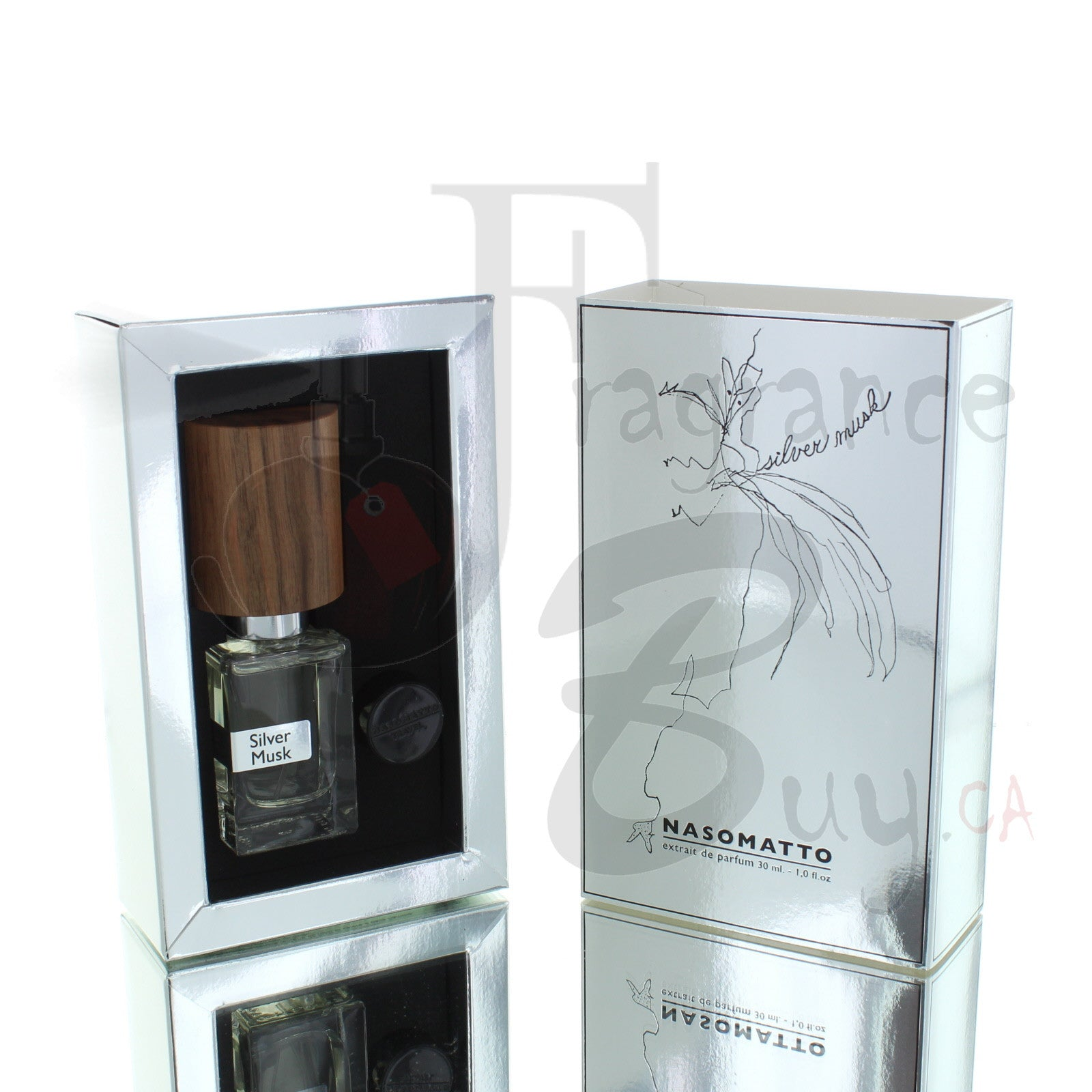 Nasomatto Silver Musk For Man