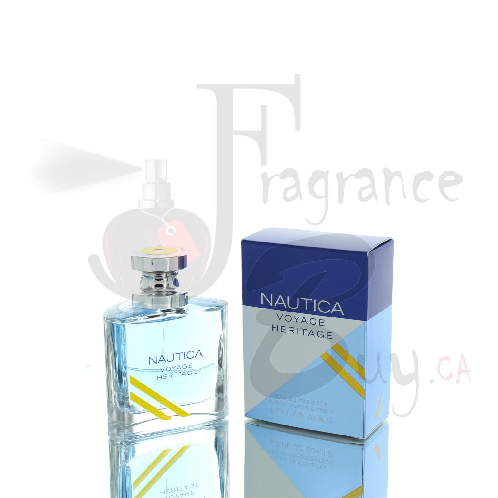 Nautica Voyage Heritage For Man