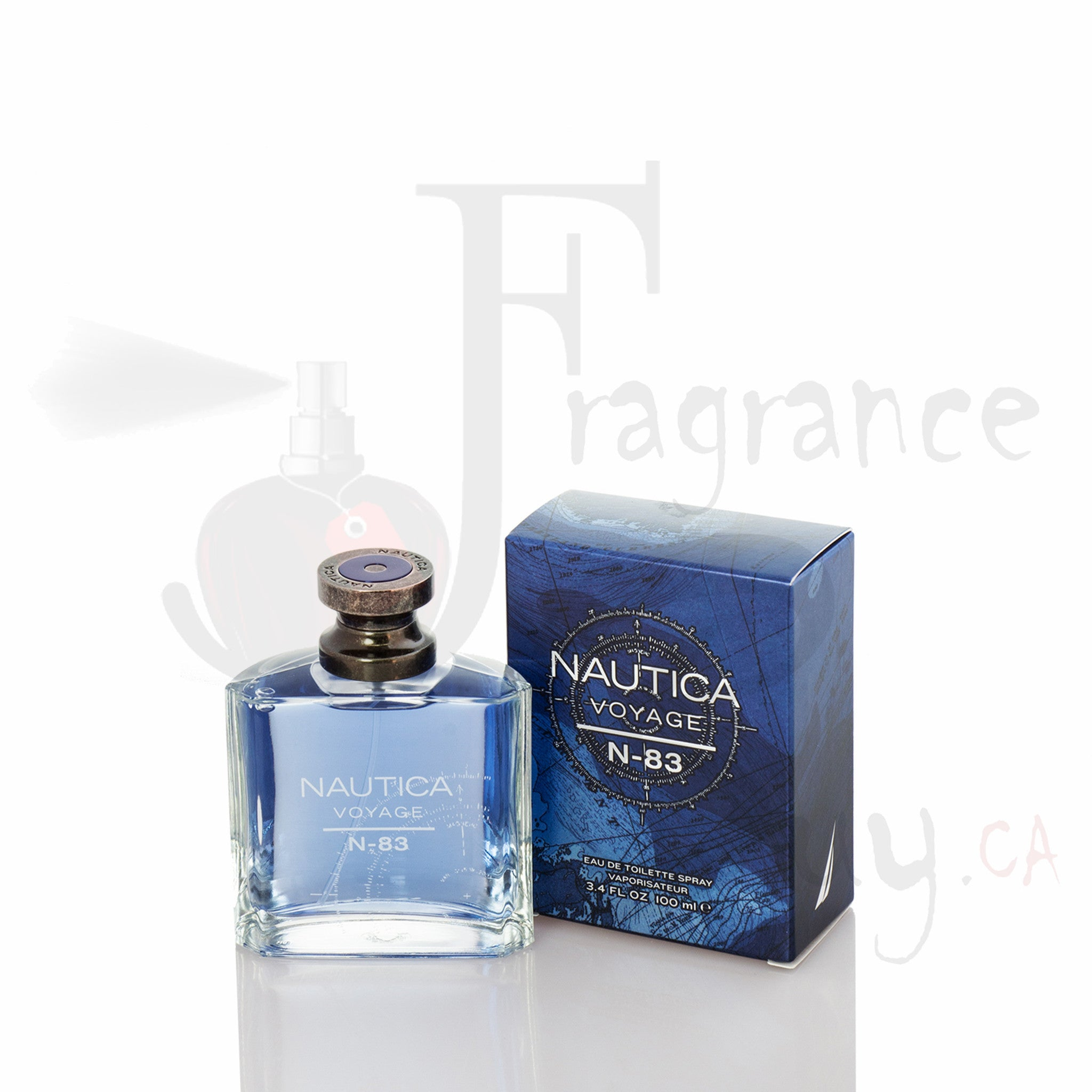 Nautica Voyage N-83 For Man