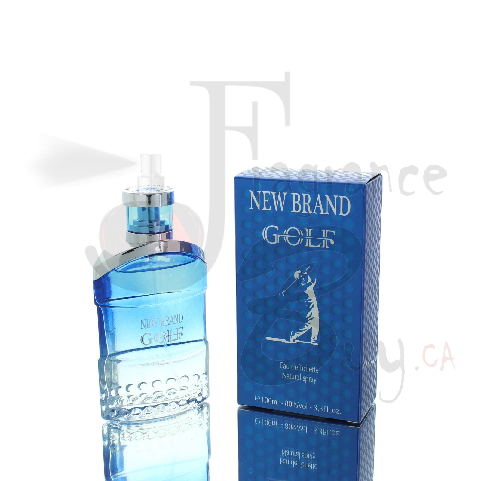 New Brand Golf Blue (Polo Blue Twist) For Man