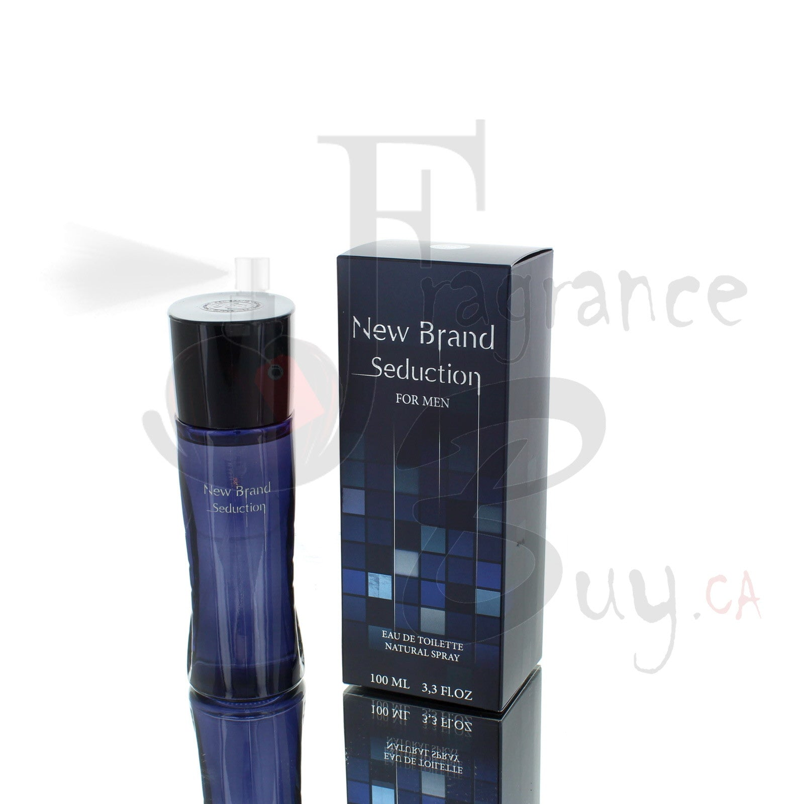 Seduction (The Code Twist) by New Brand For Man