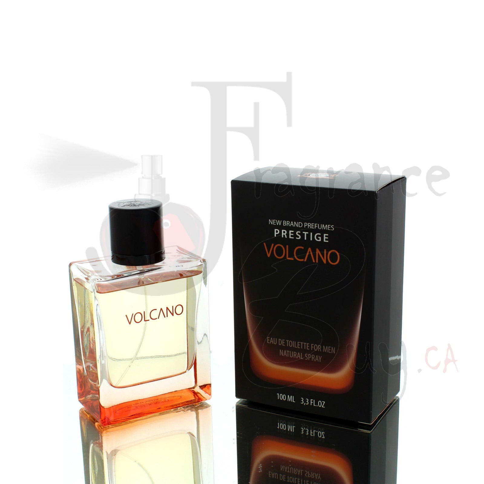Volcano (Terre d' Hermes Twist) by New Brand For Man
