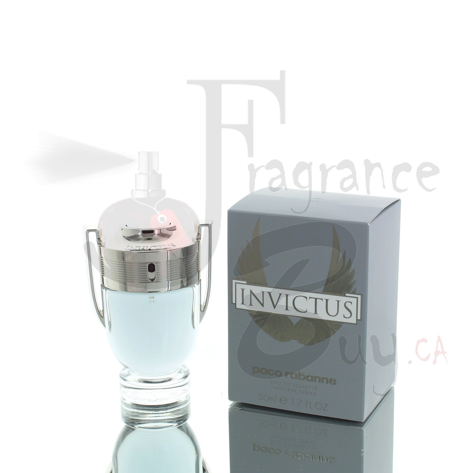 Paco Rabanne Invictus For Man