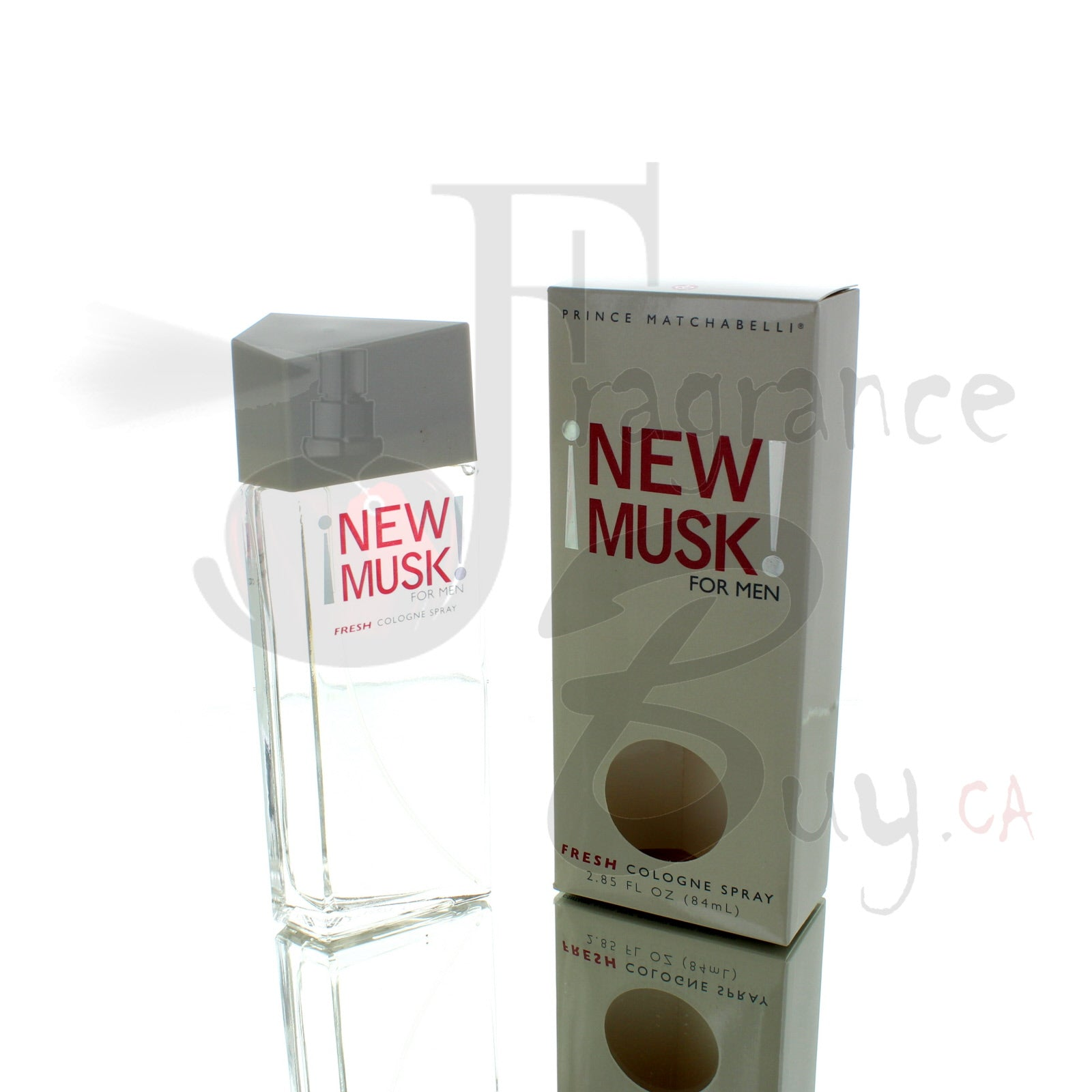 Prince Mitchabelli New Musk For Man
