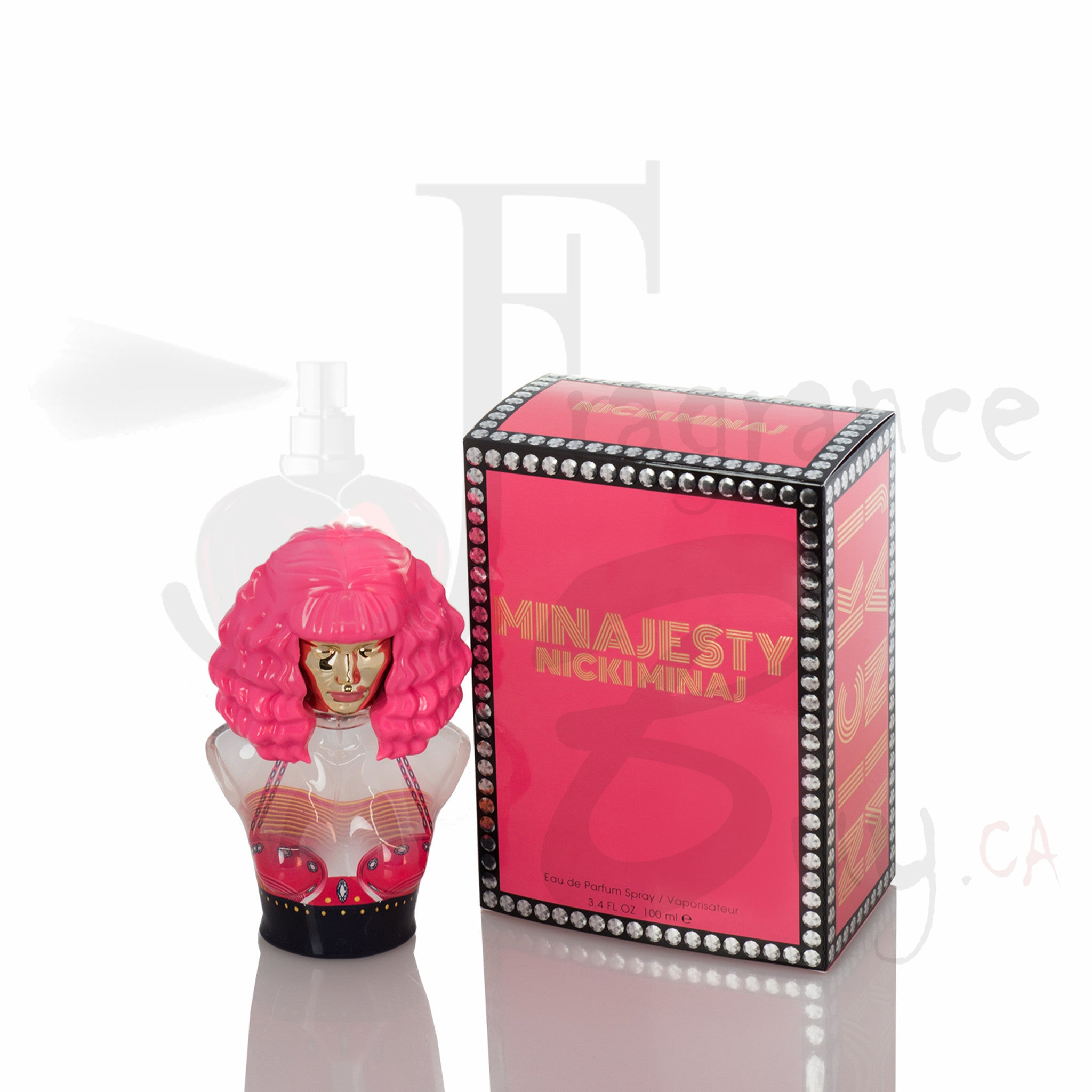 "Nicki Minaj ""Minajesty"" New For Woman"
