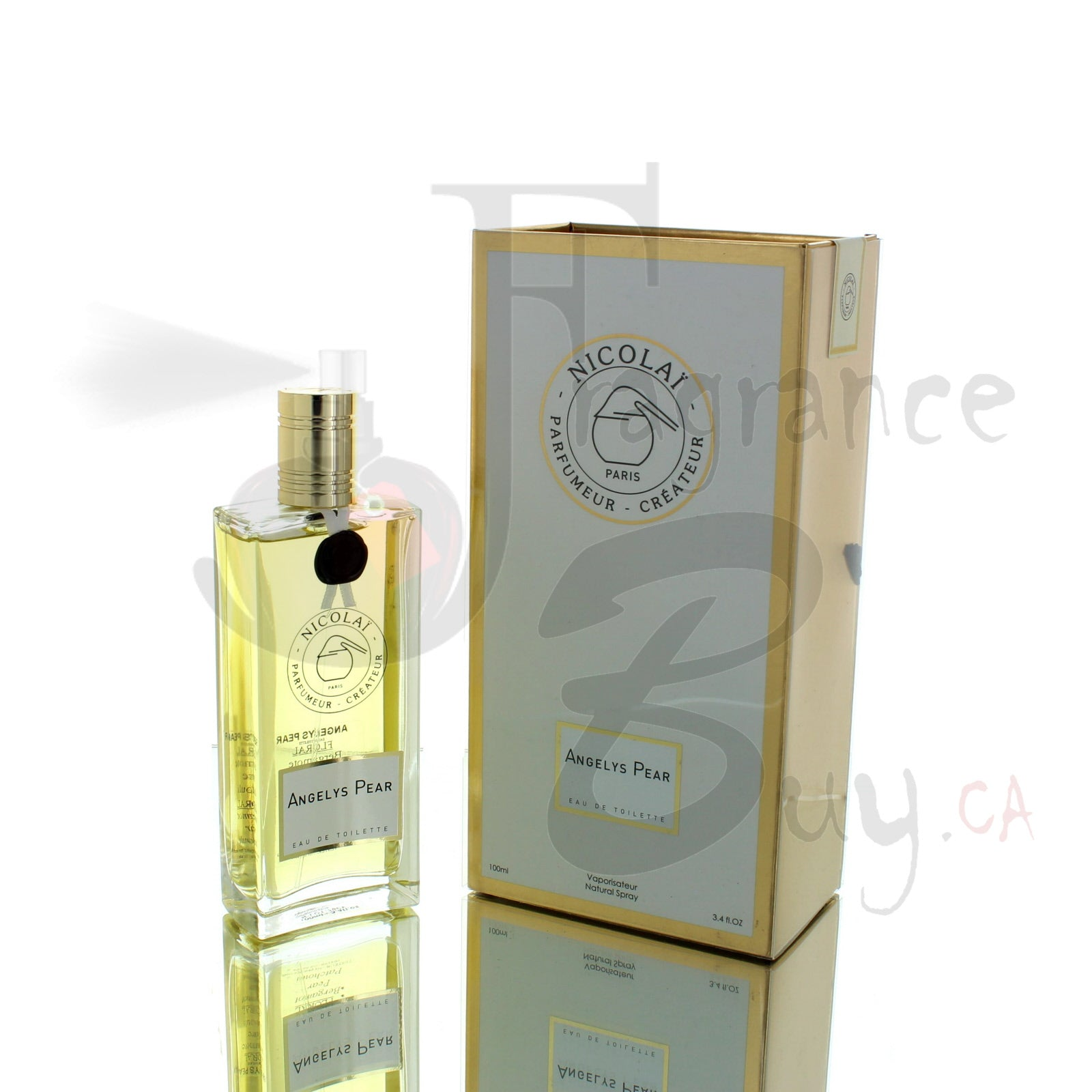 Parfums De Nicolai Angelys Pear For Man/Woman