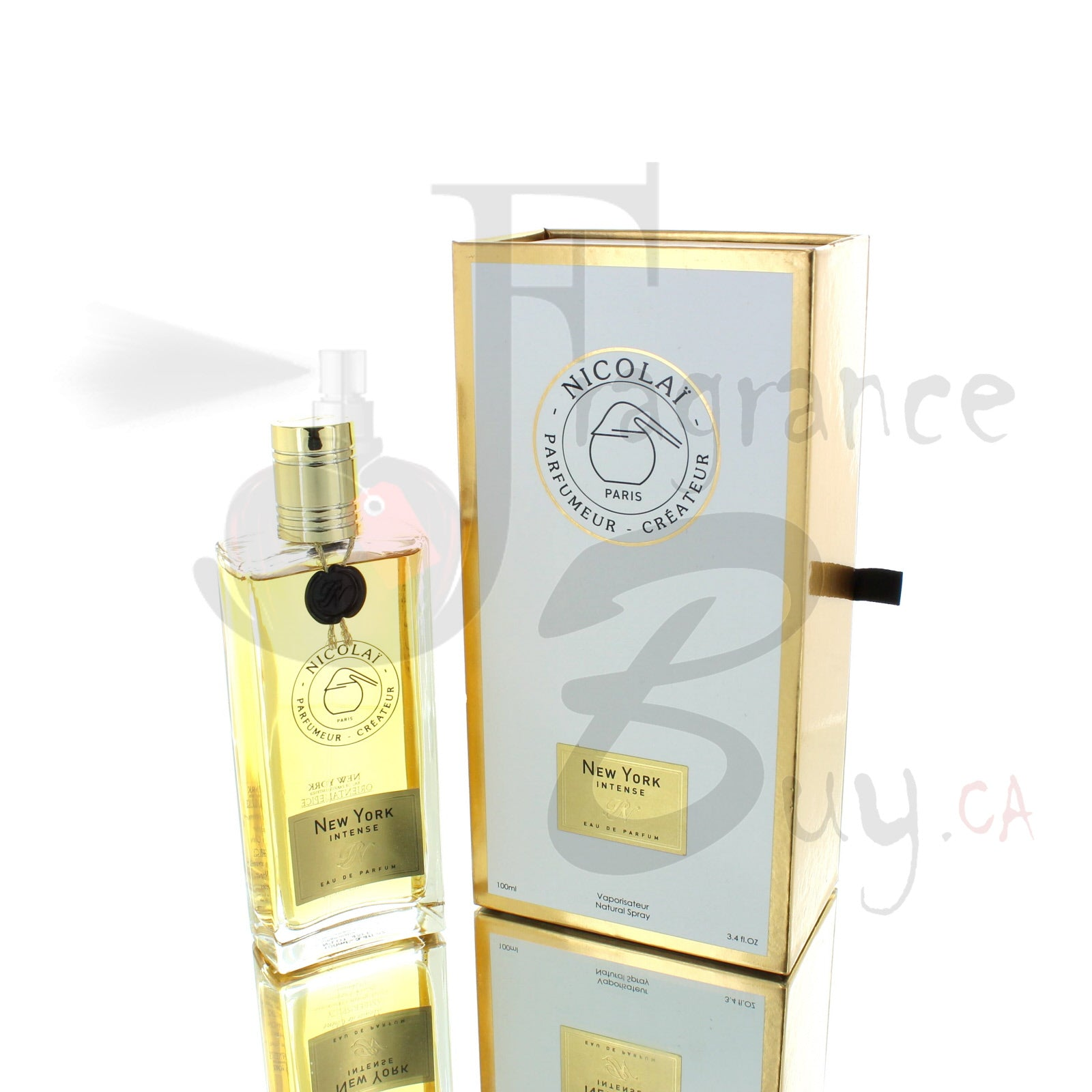 Parfums De Nicolai Les New York Intense For Man/Woman
