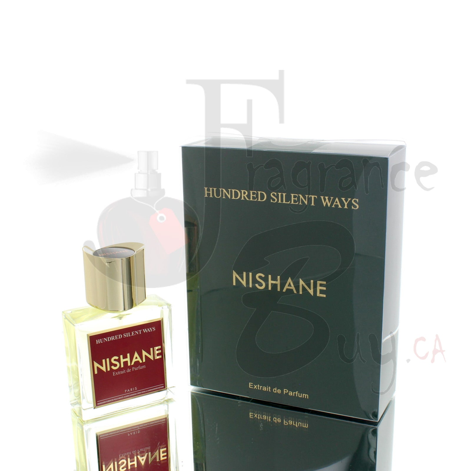 Nishane Hundred Silent Ways For Man/Woman