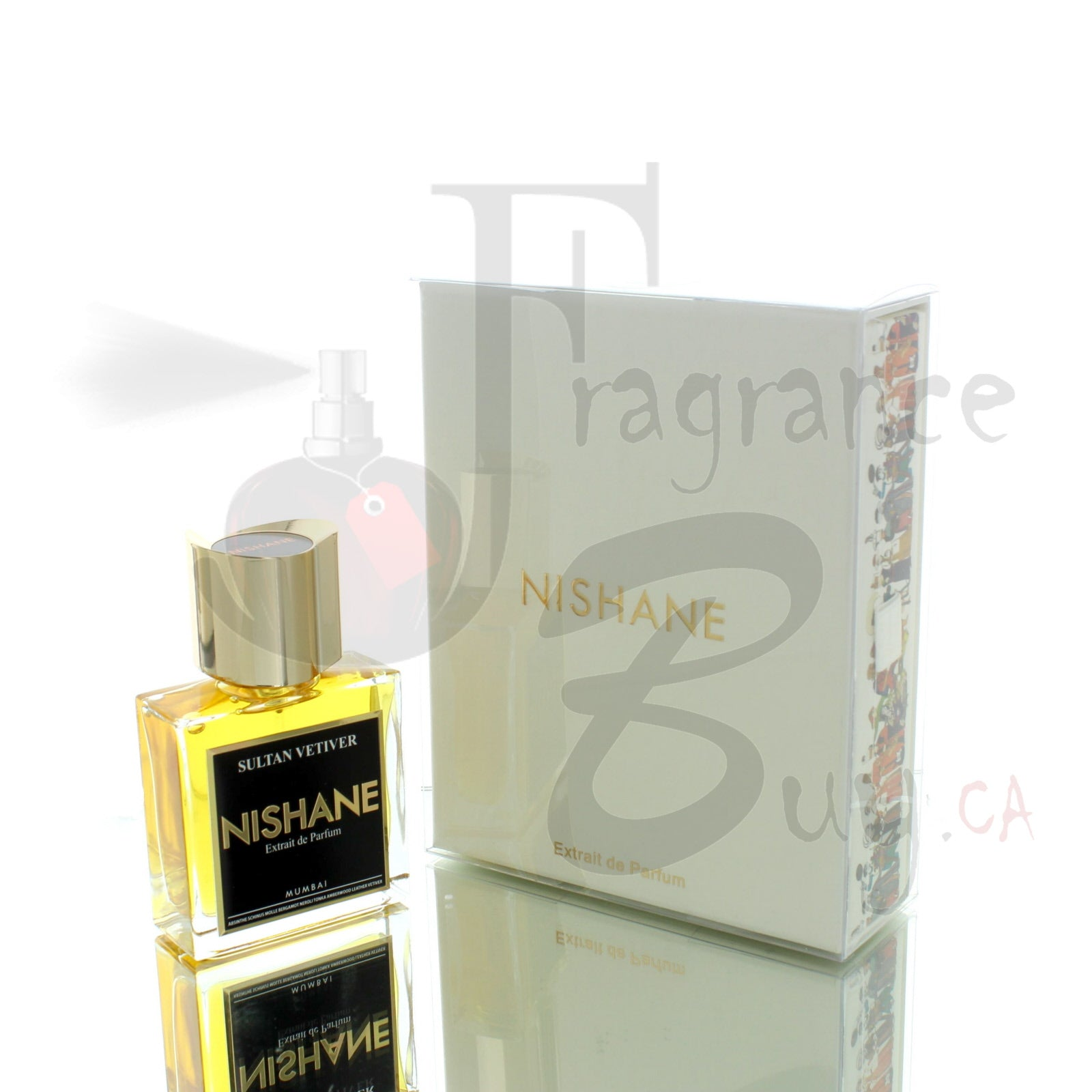 Nishane Sultan Vetiver For Man/Woman