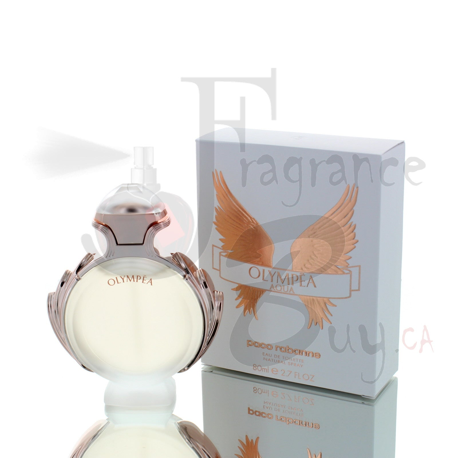 Olympea Aqua by Paco Rabanne For Woman