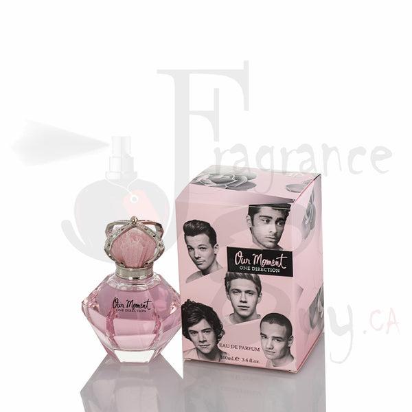 One Direction Our Moment Fragrance