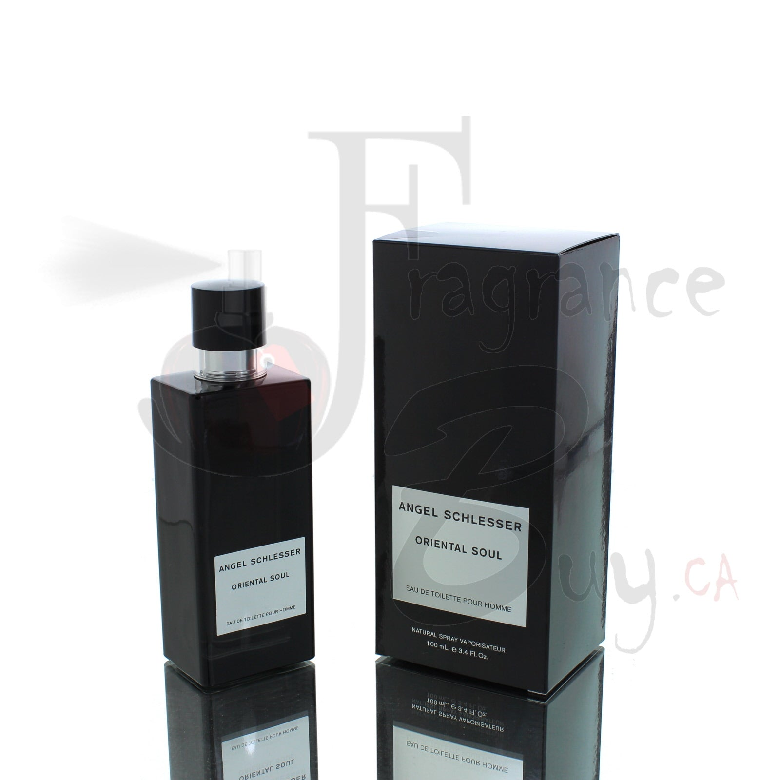Angel Schlesser Oriental Soul Pour Homme For Man