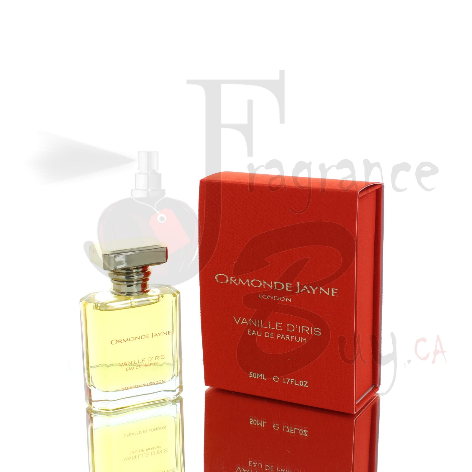 Ormonde Jayne Vanille D'Iris For Man/Woman
