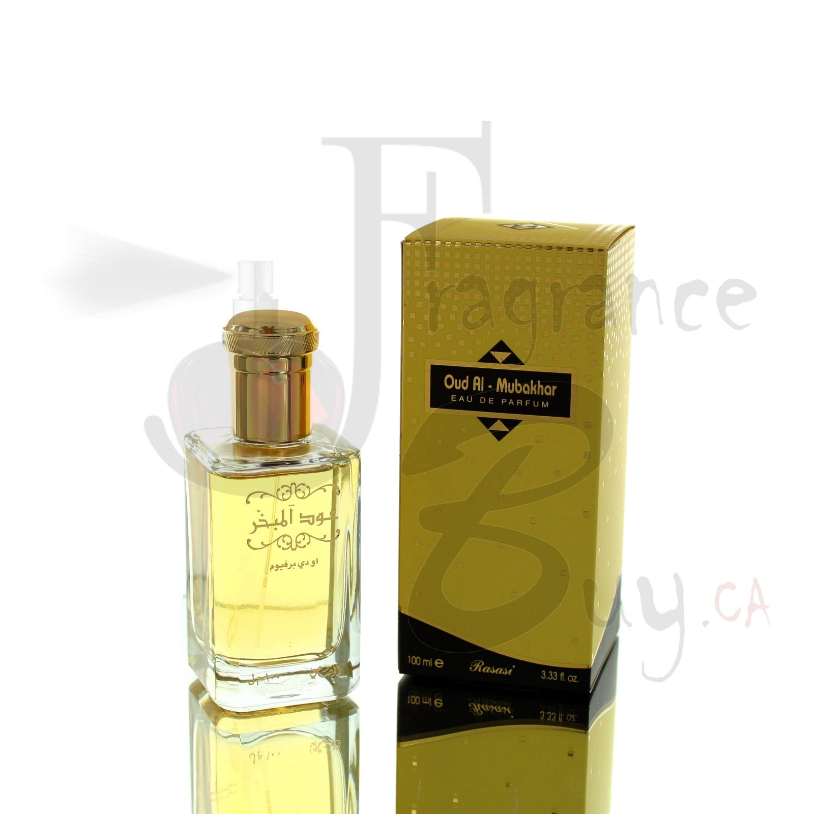 Rasasi Oudh Al Mubakhar For Man/Woman