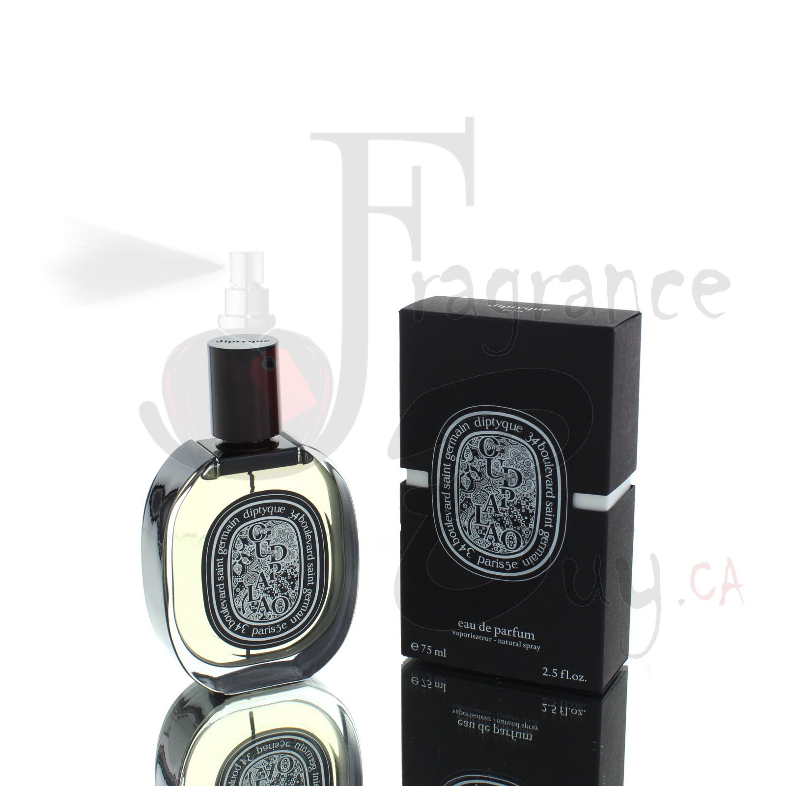 Diptyque Oud Palao For Man
