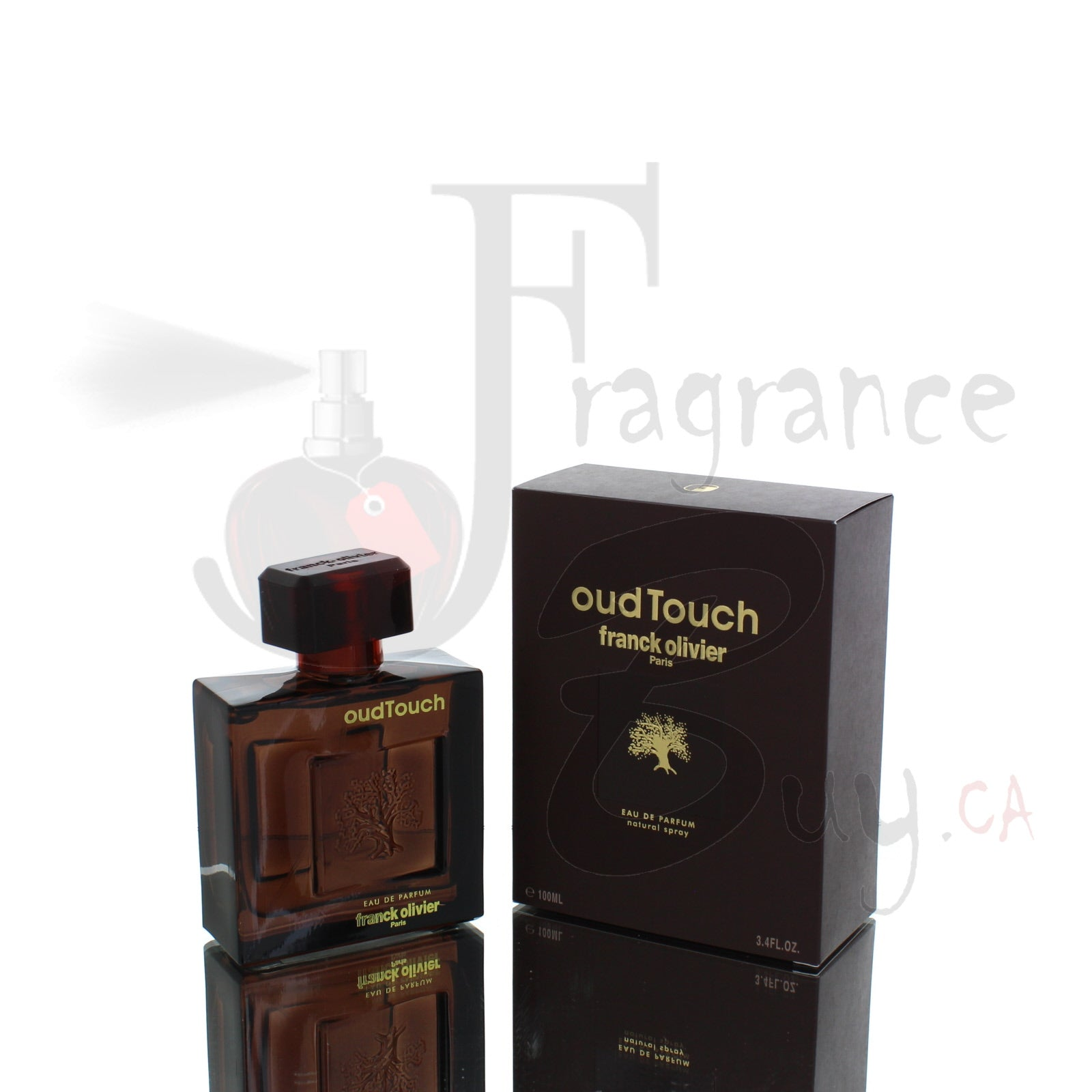 Franck Olivier Oud Touch For Man