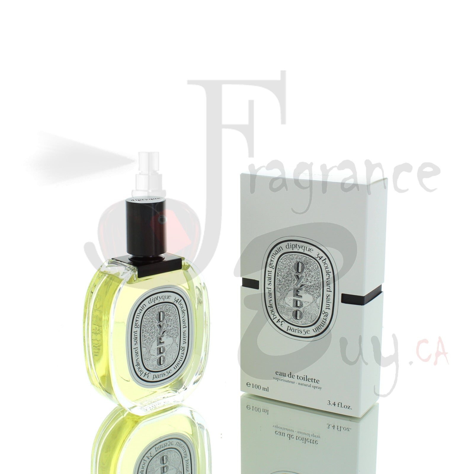 Diptyque Oyedo For Man/Woman