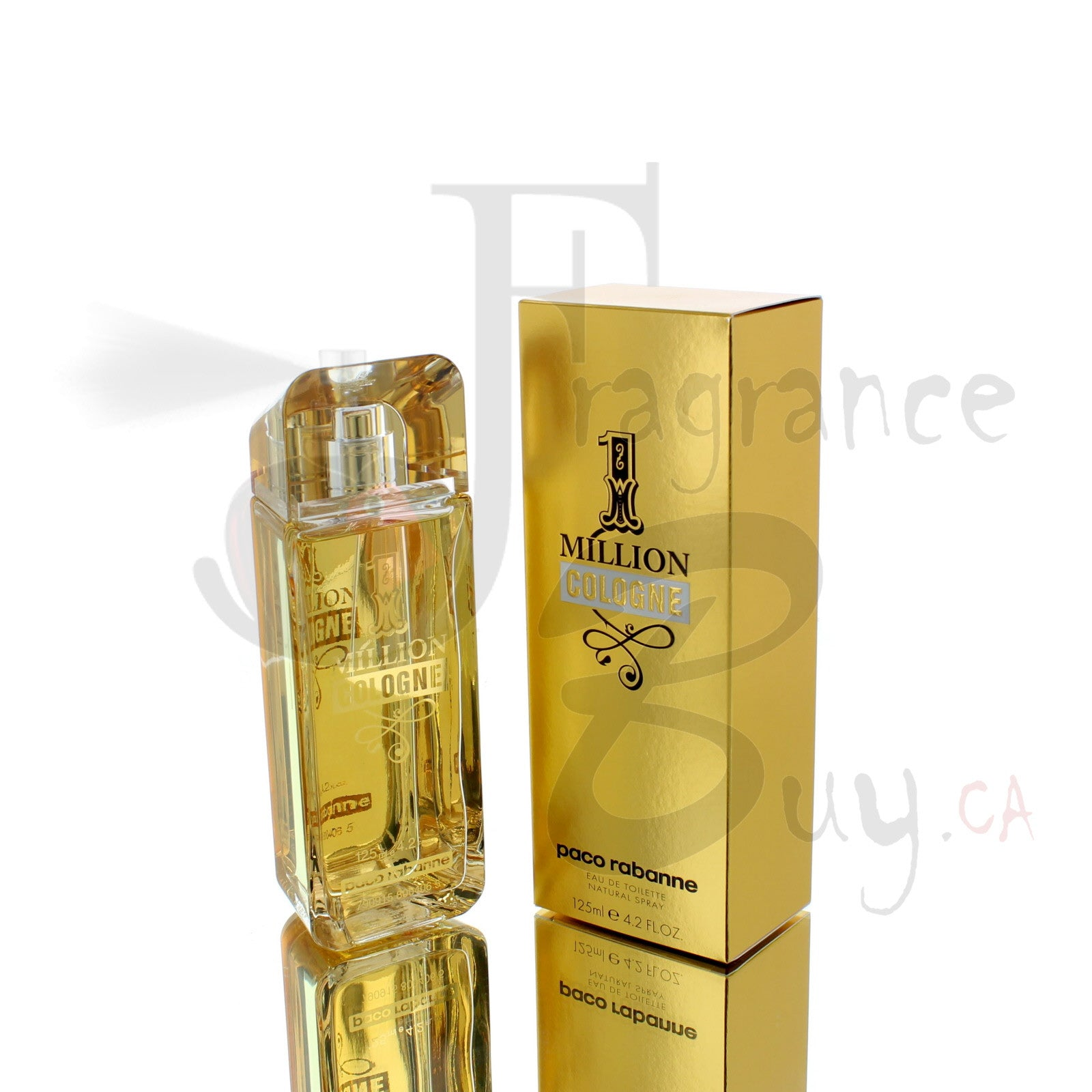 Cologne by Paco Rabanne 1 Million For Man