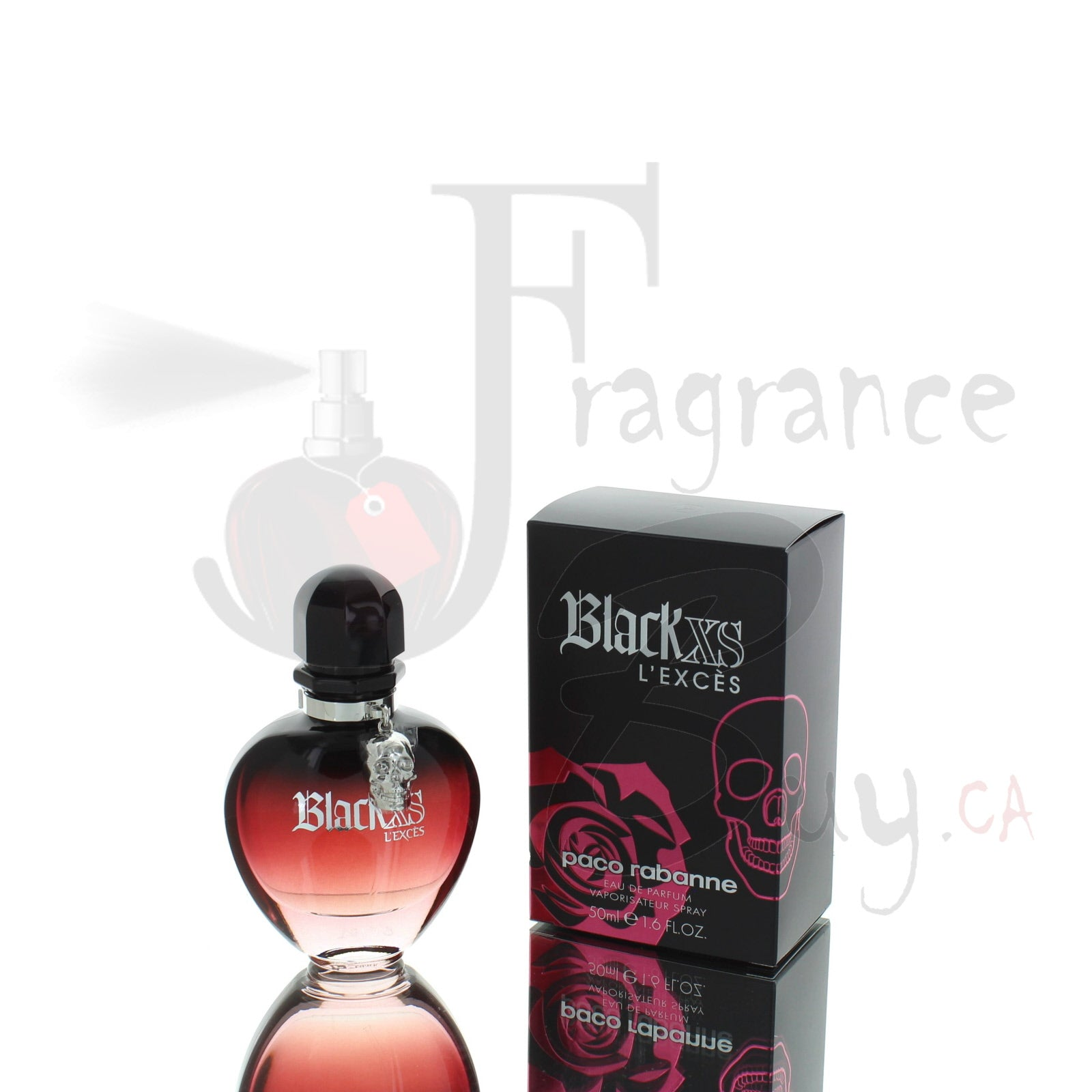 Paco Rabanne Black Xs L'Excess For Woman